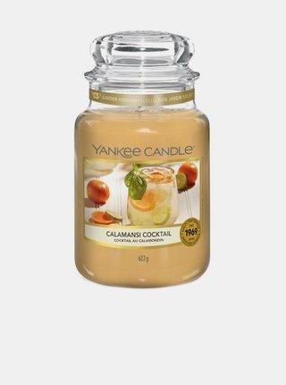 Yankee Candle vonná svíčka Calamansi Coctail Classic velký