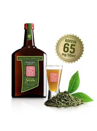SAMURAI SHOT - BITTER GREEN 500 ml