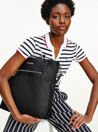 Černá dámská velká kabelka Tommy Hilfiger