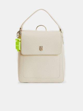 Krémový dámský batoh Tommy Hilfiger
