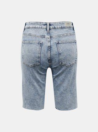 Světle modré džínové kraťasy ONLY Emily