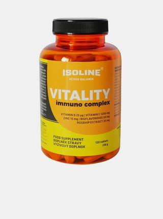 Doplněk stravy Vitality Immuno Complex Isoline (120 tablet)