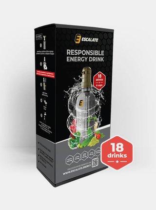 Energetický nápoj Escalate 6-pack Grapefruit a Brusinka Isoline (18 dávek)
