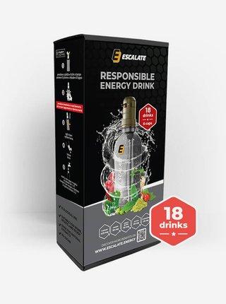 Energetický nápoj Escalate 6-pack Zelený čaj Isoline (18 dávek)