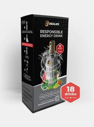 Energetický nápoj Escalate 6-pack Acai Isoline (18 dávek)