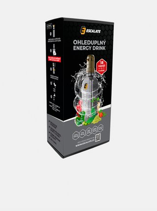 Energetický nápoj Escalate 6-pack Mix Isoline (18 dávek)