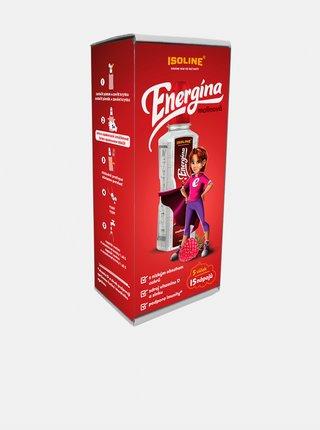 Vitamínový nápoj Energína malinová 5-pack Isoline (15 dávek)