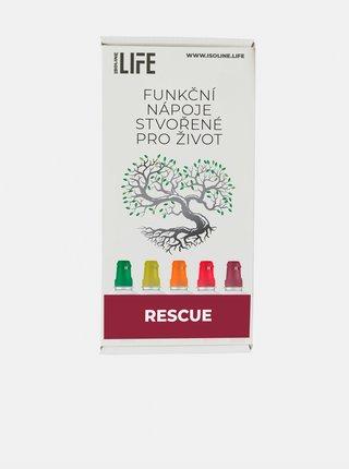 Funkční nápoj Rescue 5-pack Grapefruit a brusinka Isoline (15 dávek)