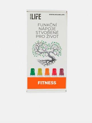 Funkční nápoj Fitness 5-pack Pomeranč a rakytník Isoline (15 dávek)