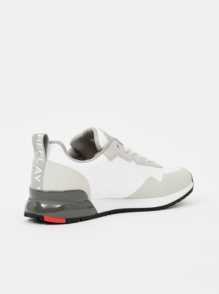 Bílo-šedé pánské tenisky Replay