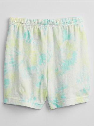 Barevné klučičí dětské kraťasy mix and match pull-on shorts GAP