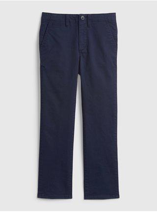 Modré klučičí dětské kalhoty lived in chino GAP