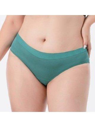 Pinke Welle Menstruační kalhotky Bikiny azurové - stř. a slabá menstruace (S)
