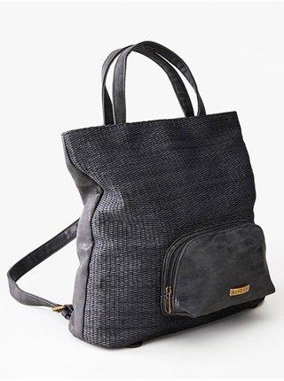 Rip Curl PALM SPRINGS black batoh do školy - černá