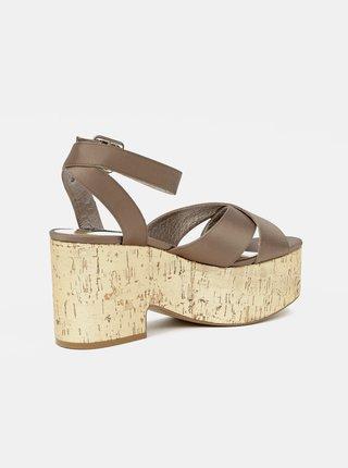 Sandále pre ženy Replay - kaki