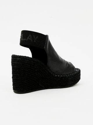 Sandále pre ženy Replay - čierna