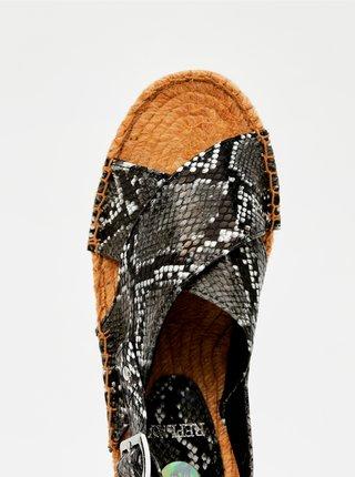 Sandále pre ženy Replay - sivá