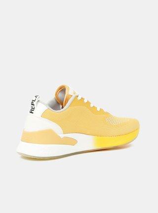 Žluté dámské tenisky Replay