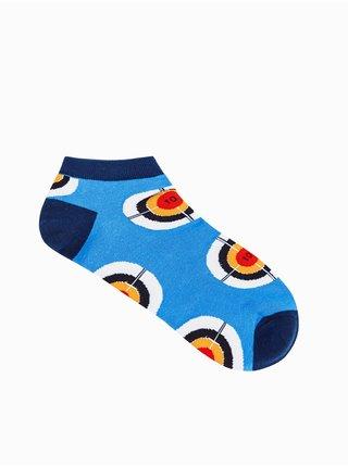 Pánské ponožky U171 - nebesky modrá