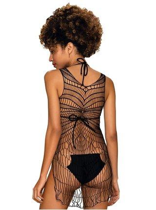 Krásné šaty D607 Dress - Obsessive černá