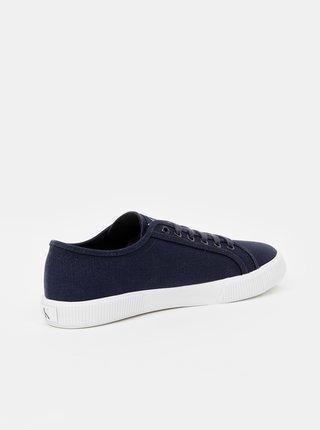 Tmavě modré pánské tenisky Calvin Klein
