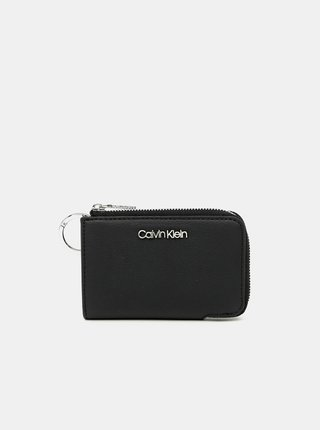 Černá dámská malá peněženka Calvin Klein