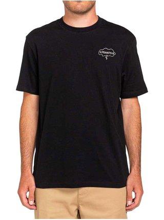 Element PEANUTS SLIDE FLINT BLACK pánské triko s krátkým rukávem - černá