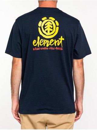 Element HENKE ECLIPSE NAVY pánské triko s krátkým rukávem - modrá