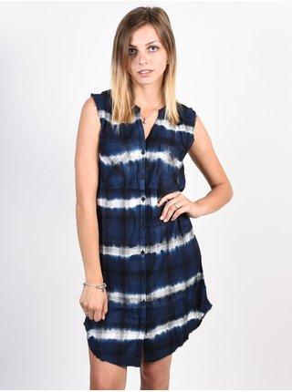 Element NON STOP ECLIPSE NAVY krátké letní šaty - modrá