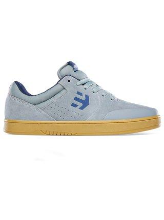 Etnies Marana GREY/BLUE/GUM letní boty dětské - modrá