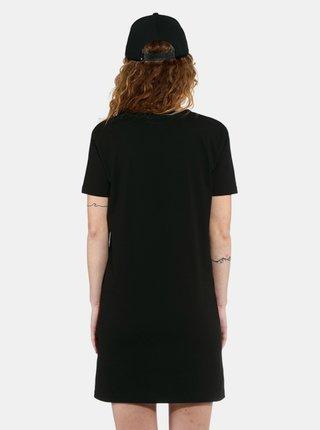 Horsefeathers LEXIS black krátké letní šaty - černá