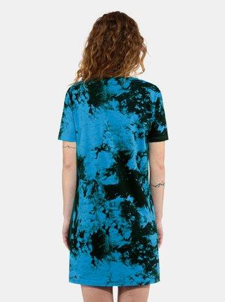 Horsefeathers LEXIS BLUE TIE DYE krátké letní šaty