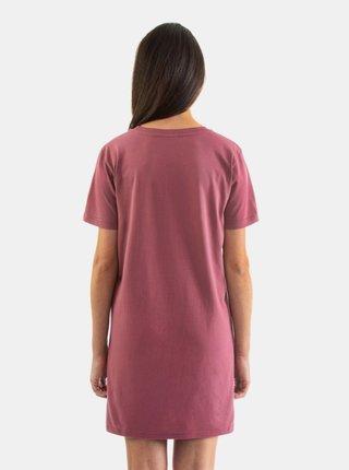 Horsefeathers LEXIS mauwe krátké letní šaty - růžová