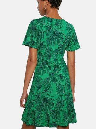 Desigual zelené šaty