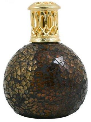 Malá katalytická lampa MAHOGANY BALL