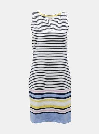 Modro-bílé pruhované dámské šaty Tom Joule