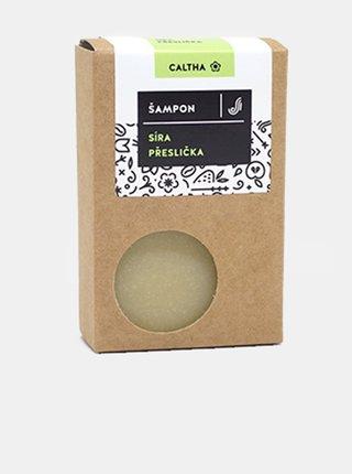 Caltha Tuhý šampon Síra a přeslička 100 g