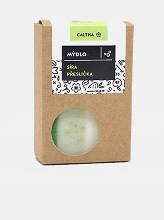 Caltha Tuhé mýdlo Síra a přeslička 100 g