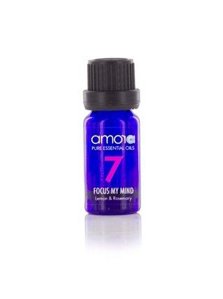 Esenciální olej FOCUS MY MIND do sonického aromadifuzéru