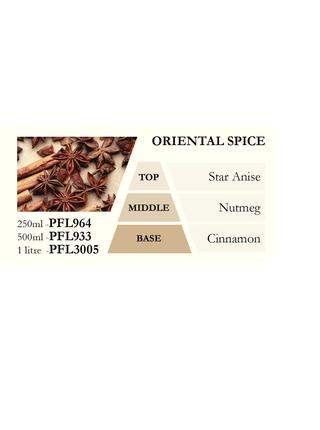 Náplň do katalytické lampy ORIENTAL SPICE (orientální koření), 1000 ml