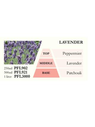 Náplň do katalytické lampy LAVENDER (levandule), 1000 ml