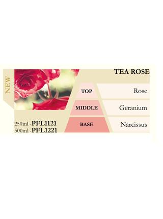 Náplň do katalytické lampy TEA ROSE (čajová růže) 500 ml