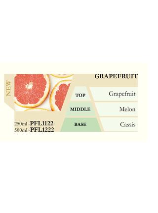 Náplň do katalytické lampy GRAPEFRUIT (grapefruit) 500 ml
