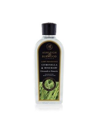 Náplň do katalytické lampy CITRONELLA & ROSEMARY (citronová tráva s rozmarýnem) 500 ml