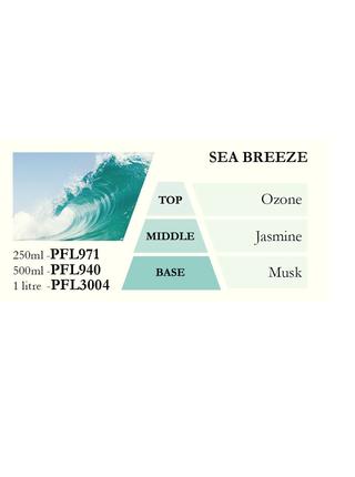 Náplň do katalytické lampy SEA BREEZE (mořský vánek) 500 ml