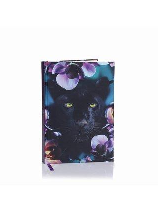 Zápisník WILD THINGS - BORN WITH CATTITUDE