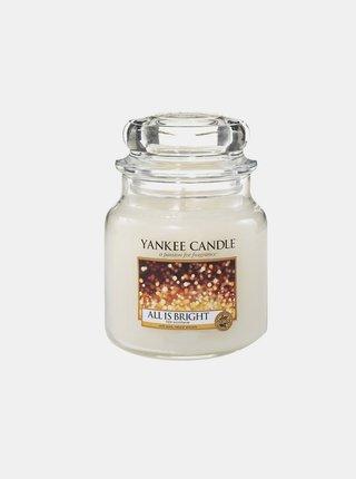 Vonná svíčka Yankee Candle All is Bright