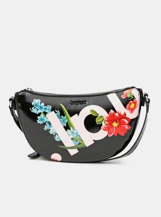 Desigual černá kabelka Bols Tate Kiama Mini