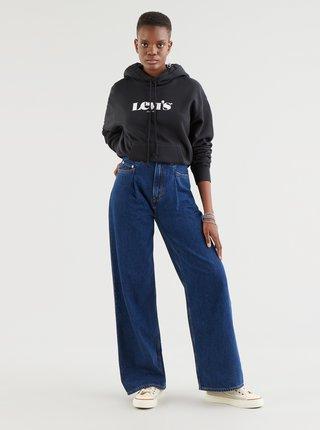Černá dámská mikina s kapucí Levi's®