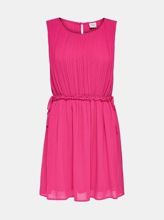 Růžové šaty Jacqueline de Yong Xavi